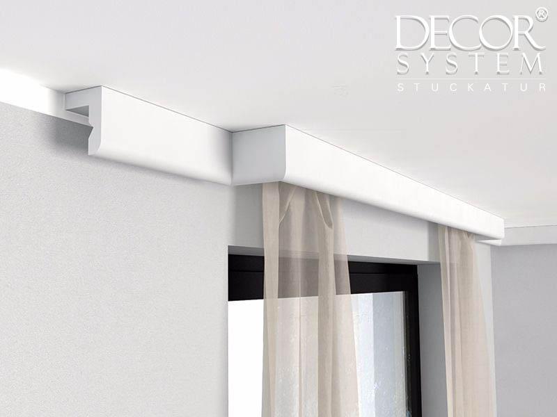 Gardinenstange Befestigung Decke Ideen Fur Dekorationsbilder