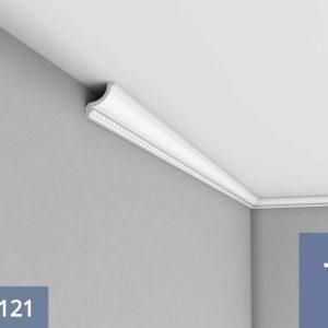 Blende fÃr Vorhangschiene LKO8 Gardinenleisten mit Blende