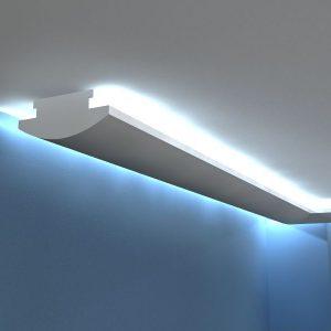 Indirekte Wandbeleuchtung LO27 Lichtleisten LED